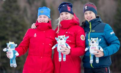 Women sport news - RUSSIA'S MOKHOVA CEMENTS STATUS AS QUEEN OF BIATHLON WITH SPRINT WIN