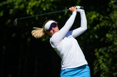 Women sport news - Saint-Malo Golf Mixed Open: Manon De Roey and Maria Palacios one off lead