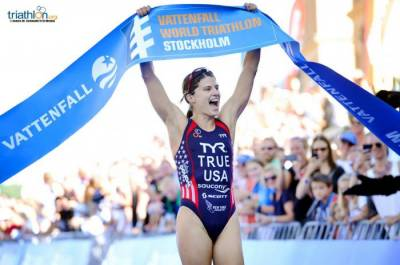 Women sport news - Sarah True defends title with back-to-back Stockholm win