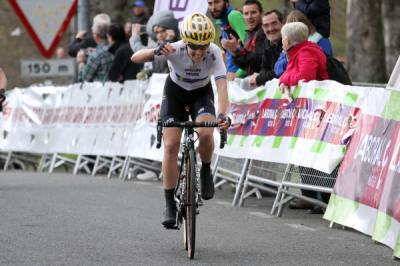 Women sport news - Second Victory In Two Days Gives Emma Johansson The Emakumeem Bira Lead!