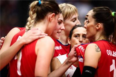 Women sport news - SERBIA CONQUER THE PEAK IN HISTORIC WORLD CHAMPIONSHIP