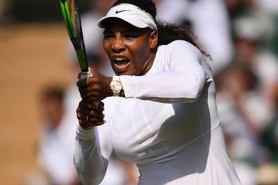 Women sport news - Serena faces Angelique in Wimbledon Singles final