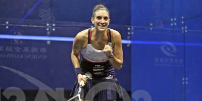 Women sport news - Serme defeats history maker Alnaja at PSA World Masters