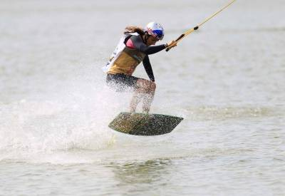 Women sport news - SHANGHAI WELCOMES WORLD CUP WAKEBOARD AND JUMP ATHLETES FROM FORTY COUNTRIES TO BIHAI JINSHA WATER PARK THIS WEEKEND
