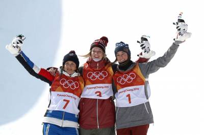 Women sport news - Sharpe from the start in women's skiing halfpipe