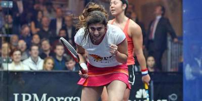Women sport news - Sherbini lifts maiden world series title in New York
