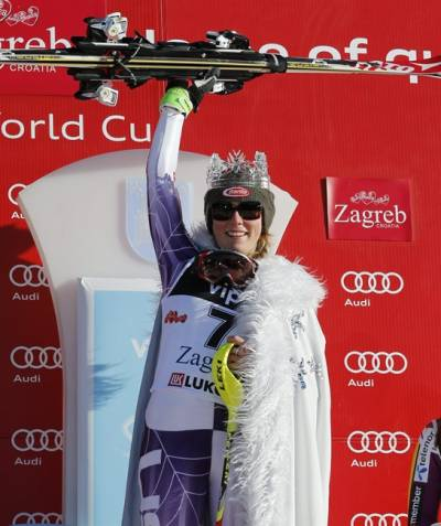 Women sport news - Shiffrin and Kearney dominate their discipline