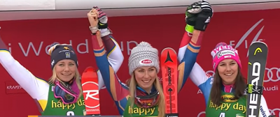 Women sport news - Shiffrin wins 40th World Cup race plus third Golden Fox Trophy