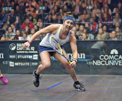 Women sport news - Shocks Galore as Gohar and Sobhy Progress in Tournament of Champions