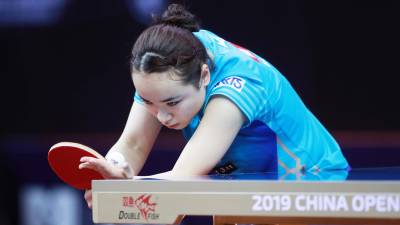Women sport news - Showcase Shenzhen: Top seeds fall, Mima Ito stuns
