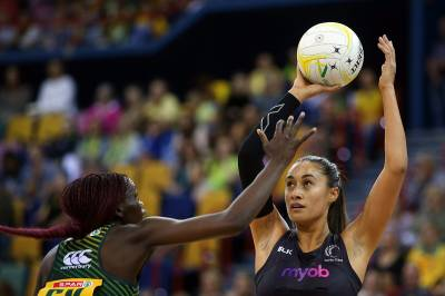 Women sport news - Silver Ferns rebound with spirited win against SPAR Proteas