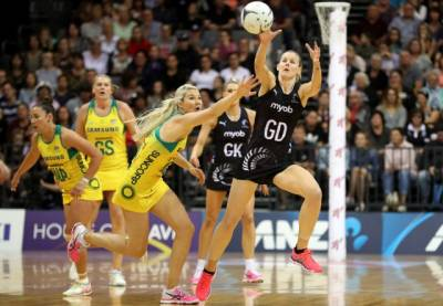 Women sport news - SILVER FERNS SEAL EMPHATIC WIN OVER DIAMONDS IN HAMILTON