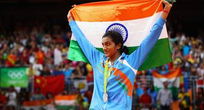 Women sport news - Sindhu ready to step up as India goes badminton crazy