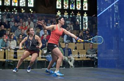 Women sport news - Sobhy Wins All-American Showdown In Chicago To Reach Windy City Quarters