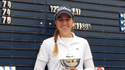 Women sport news - Sobron Claims First Win at Terre Blanche Ladies Open