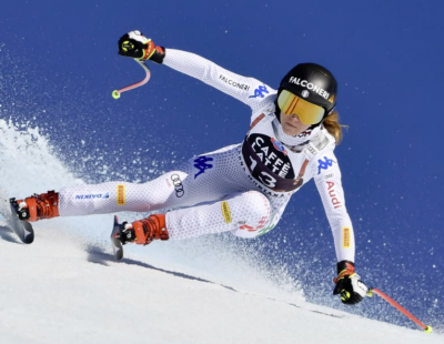 Women sport news - Sofia Goggia wins first race since comeback at Crans-Montana