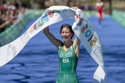 Women sport news - South African Amber Schlebusch is the 2018 Buenos Aires Youth Olympics champion