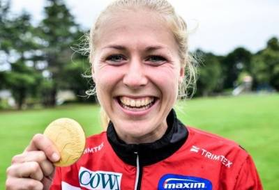 Women sport news - Sprint Orienteering Gold for Maja Alm of Denmark