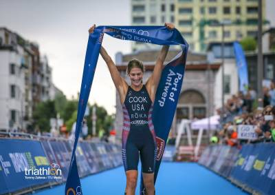 Women sport news - Summer Cook claims the first-ever title in Antwerp World Cup