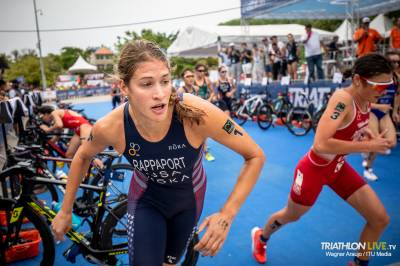 Women sport news - Summer Rappaport executes the perfect race in Mexico
