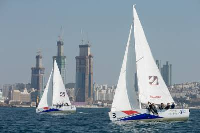 Women sport news - Sunny and Shifty Day One in Busan