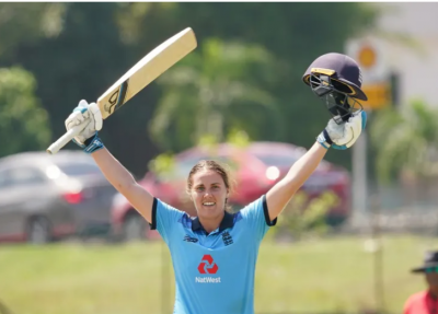 Women sport news - Superb Sciver Takes England To Big Win