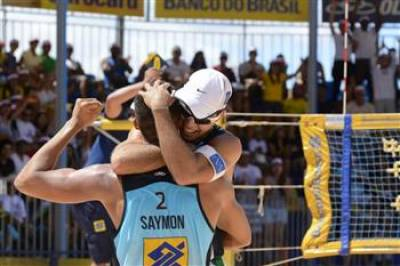 Women sport news - Talita and Larissa post superb win in Brazil ahead of World Tour