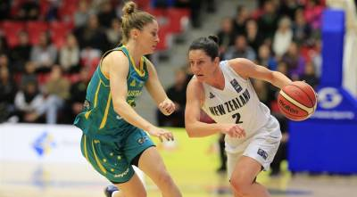 Women sport news - Tall Ferns get ready for WOQT with punishing schedule