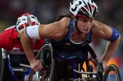 Women sport news - Tatyana McFadden Wins Laureus Sport Award