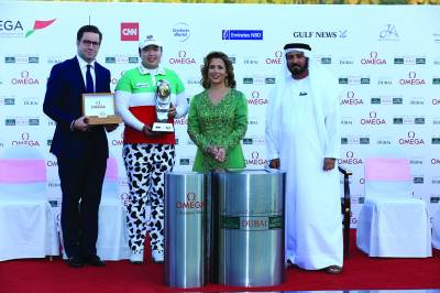 Women sport news - The 10th edition of Omega Dubai Ladies Masters produces a thrilling finish