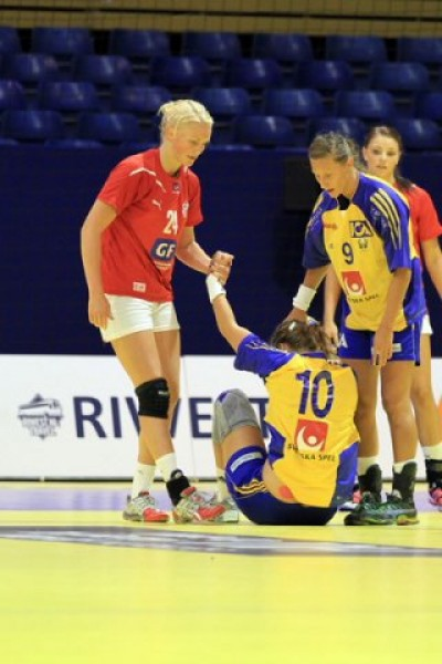 Women sport news - The Euro U19 Championship Handball for Women-Dream Final: Netherlands - Denmark