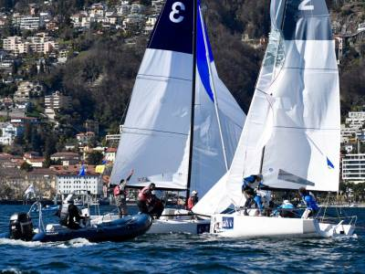 Women sport news - The Grand Slam of female sailing starts in Switzerland