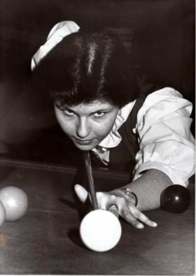 Women sport news - THE woman who has run ladies snooker for 30 years has retired