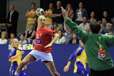 Women sport news - Third Gold for Denmark at the European Championships