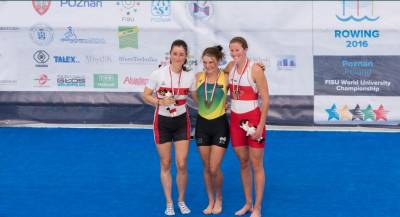Women sport news - Three Uniroos Bring Home Medals