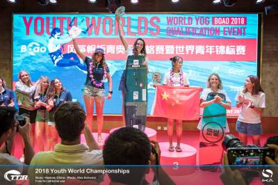 Women sport news - TT:R Youth World Champions Crowned in China as Final Youth Olympics Places are Claimed