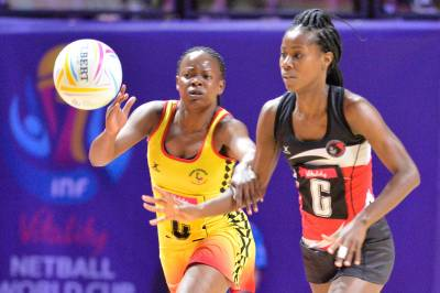 Women sport news - Uganda defeat Trinidad and Tobago in second stage Clash