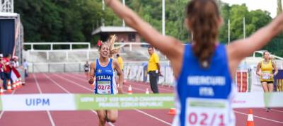 Women sport news - UIPM 2017 UNDER 19 WORLD CHAMPIONSHIPS: ITALY RETAIN WOMEN'S RELAY GOLD