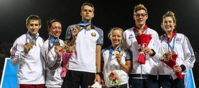 Women sport news - UIPM 2017 World Cup-Belarus Win Mixed Relay