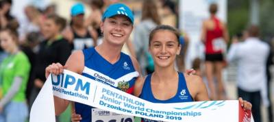 Women sport news - UIPM 2019 Penthathlon Junior World Championships, Russia strike first