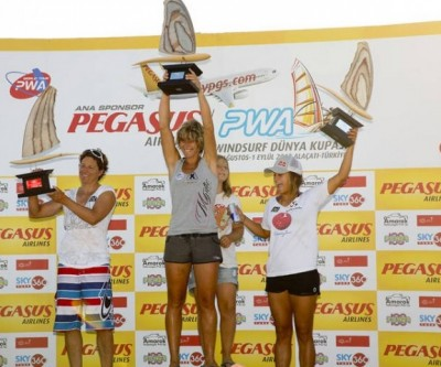 Women sport news - Ulsan PWA World Cup