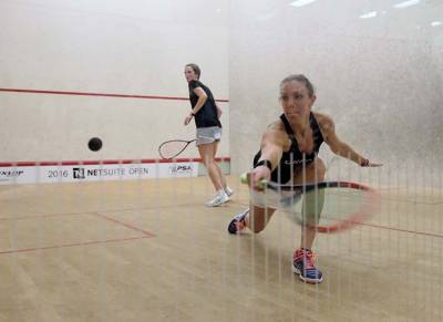Women sport news - US Star Sobhy Seals Semis Spot in NetSuite Open