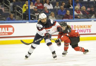 Women sport news - U.S. Women's National Team Wins 2017 Four Nations Cup