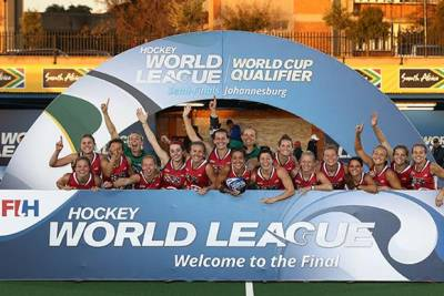 Women sport news - USA women triumph at Hockey World League Semi-Finals