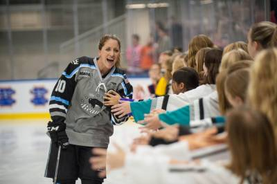 Women sport news - USAH & Women's Nat'l Team Move Forward Together