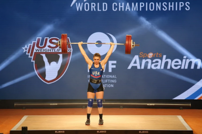 Women sport news - USA's Mattie Rogers Sweeps Bronze at World Championships