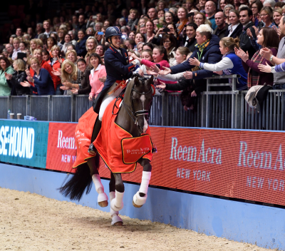 Women sport news - Valegro Retirement Amongst the Live Broadcast Highlights of Olympia Horse Show