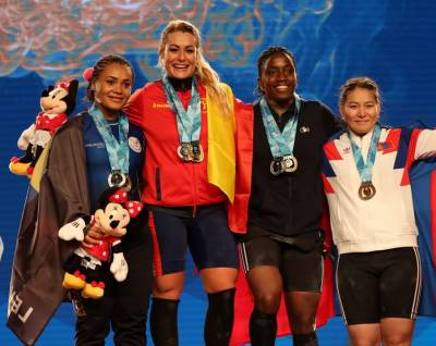 Women sport news - VALENTIN PEREZ Lydia (ESP) crowned World Champion