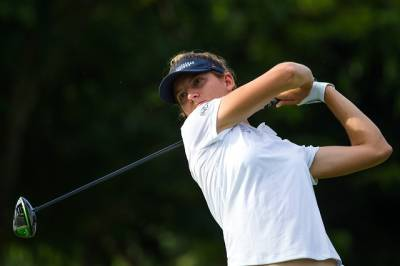 Women sport news - Van Dam powers into share of lead in Thailand