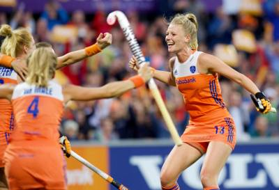 Women sport news - Van Geffen guides Netherlands into Euro semi-finals